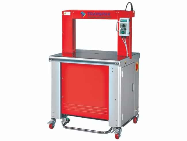 EYM-TRANPAK TP-701 Atlantis Çember Makinesi Ambalaj Sektöründe Yarı Otomatik Çember Makinesi olarak en çok kullanılan makineler arasındadır.