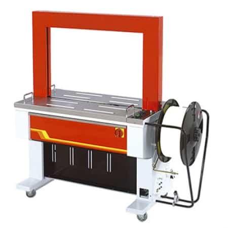 EYM-TARANSPAK TP-601D Otomatik Çember Makinesi ambalaj sektör Yarı Otomatik Çember Makinesi olarak en çok kullanılan makineler arasında.